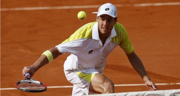 El Gato Gaudio se despidió del tenis con un partido homenaje