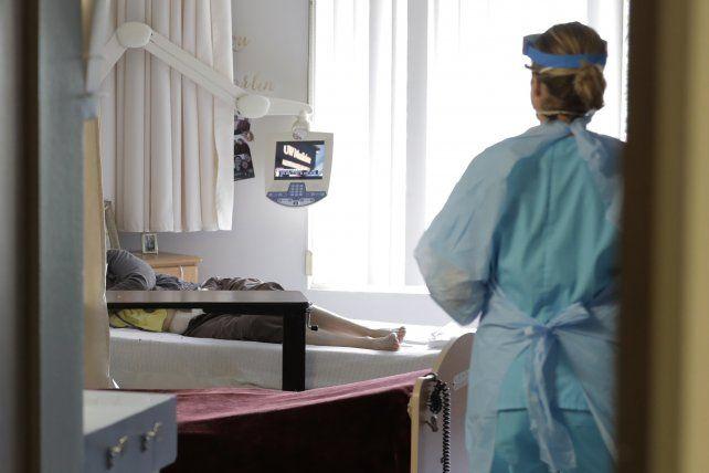 Rosario registró 364 muertos por coronavirus en lo que va de julio