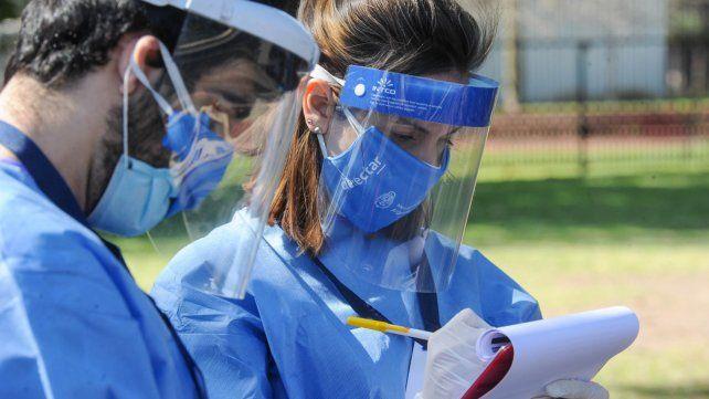 Con 861 contagios nuevos, la provincia se encamina a los 50.000 casos de coronavirus