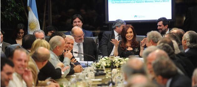 El Consejo del Salario se reunión