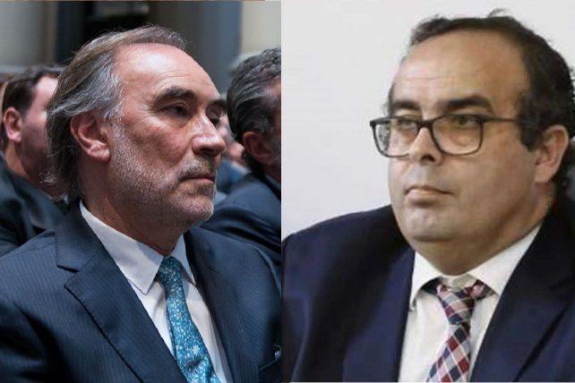 Leopoldo Bruglia y Pablo Bertuzzi