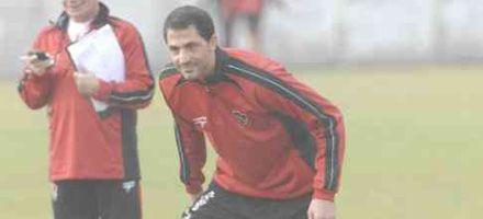 Newells: Sebastián Peratta dijo que hay que mantener la racha de local