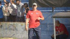 A la cancha. Marcelo Vaquero vuelve a dirigir al charrúa tras 7 meses. Será en Bella Vista ante los suplentes de Newells a partir de las 10.