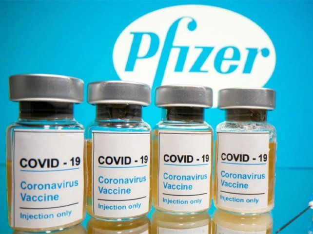 Pfizer presentó el pedido de autorización para registrar su vacuna en el país