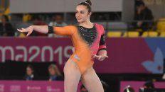 Martina Dominici, de la clasificación a la frustración.