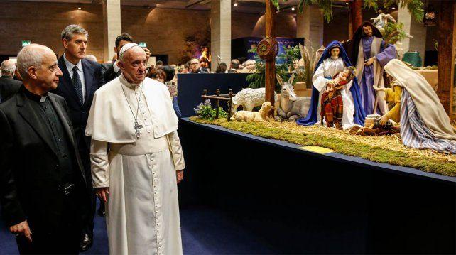 Francisco: No habrá paz sin un sistema económico justo