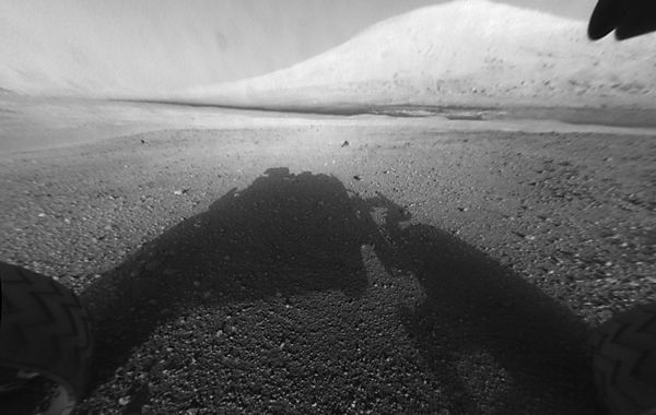 La Nasa sigue realizando pruebas de los diferentes instrumentos del Curiosity