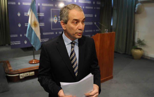 Frente de conflicto. El ministro Alak admitió que si la Corte falla en contra no habrá elección de consejeros.