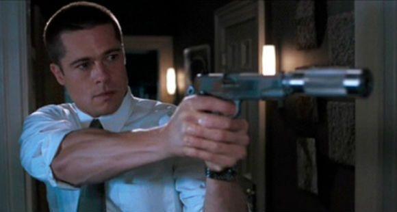 Brad Pitt se quedó sin armas para luchar contra los zombies