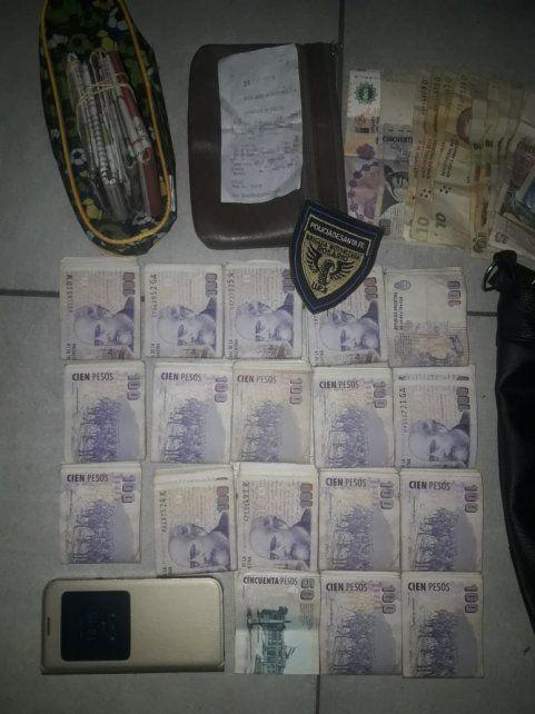 Intentó engañar y robarle 15 mil pesos a una anciana y terminó presa