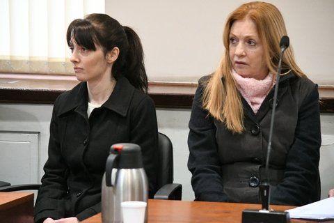 juzgadas. Virginia Carolina Seguer tiene 40 años y su madre