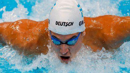 Santiago Grassi, radicado en EEUU, avanza en su segundo reto olímpico, a los 24 años.