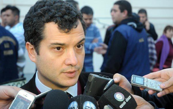 Hipótesis. El fiscal Florentino Malaponte dijo que Morgans se identificó como policía y efectuó un disparo con su arma.