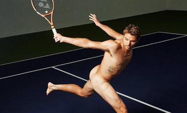 Stan Wawrinka. Tenista suizo