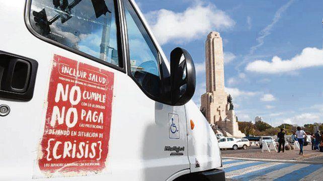 marcha federal. El jueves 11 habrá una manifestación en Rosario.