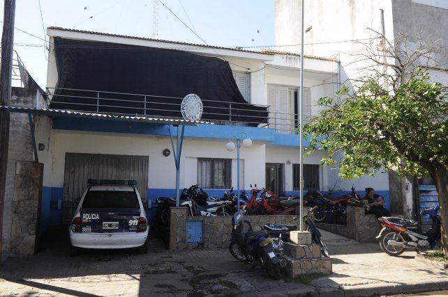 Miguel Angel R. quedó detenido en la comisaría 29ª de Villa Gobernador Gálvez.