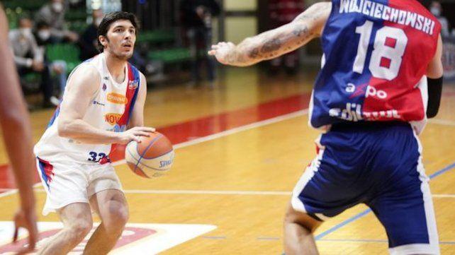 El exjugador de Bahía Basket reúne una media del 69% de eficacia en lanzamientos dobles