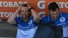 Nuevo DT. Gabriel Heinze tuvo un paso fugaz como entrenador de Godoy Cruz. Ahora probará suerte en la B Nacional.