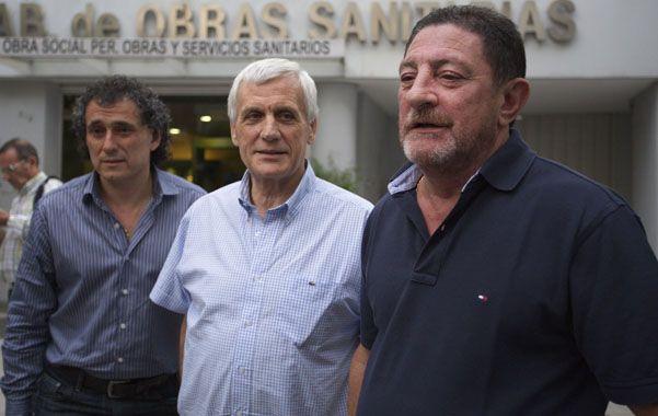 La conducción de la central sindical más cercana al gobierno se reunió ayer por espacio de casi tres horas en la sede del sindicato Gran Buenos Aires de Obras Sanitarias.