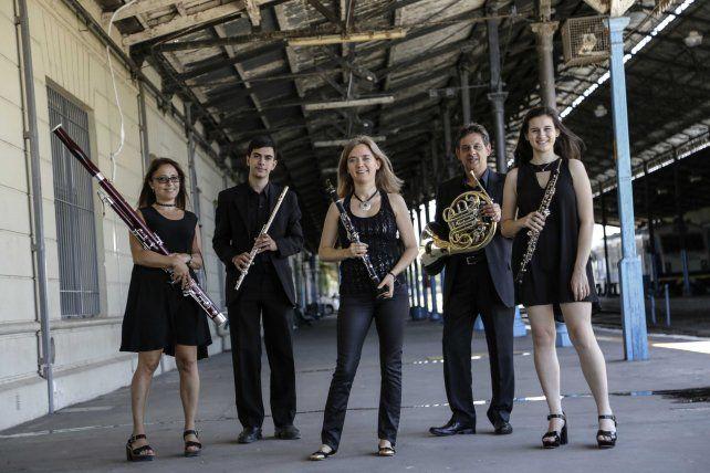 La formación está compuesta por Gabriel Fernández