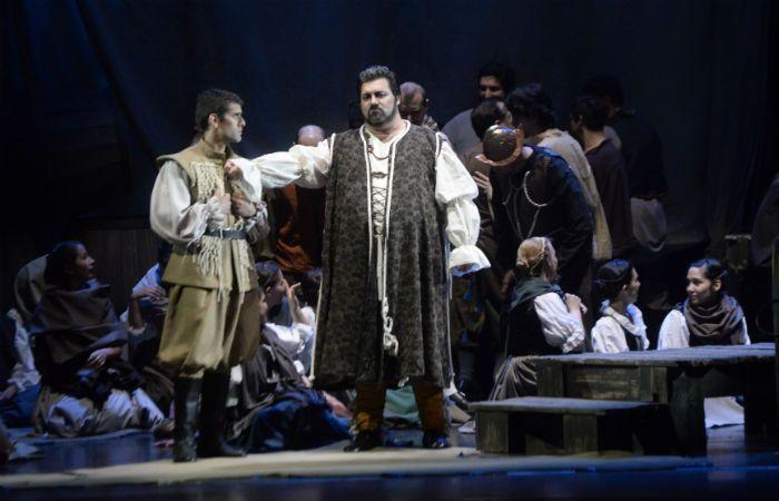 Otello se despide hoy. López Linares