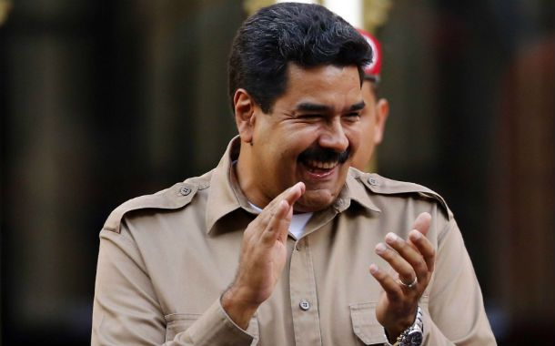 Festejos. Maduro