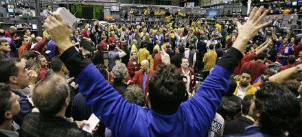 La gran fiesta financiera de Wall Street