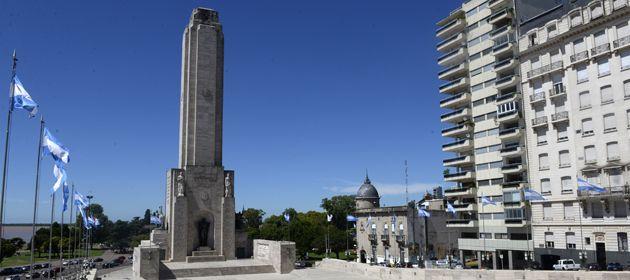 La inversión total para las obras en el Monumento a la Bandera sería de unos 30 millones de pesos.