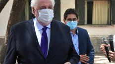 Estimamos que en agosto, septiembre, tenemos vacunados a todos los argentinos, aseguró el ministro de Salud, Ginés González García.