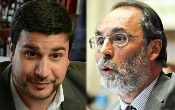 Cleri (izq.) no logró los votos para integrar el Consejo. Pablo Tonelli (der.) deberá jurar ante el titular de la Corte.