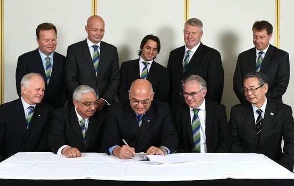 El rugby argentino ya está ante una nueva era. Porque ayer finalmente la Unión Argentina de Rugby (UAR) formalizó el ingreso de un equipo propio al Súper Rugby
