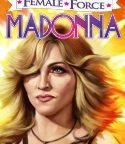 Madonna se convertirá en un Comic