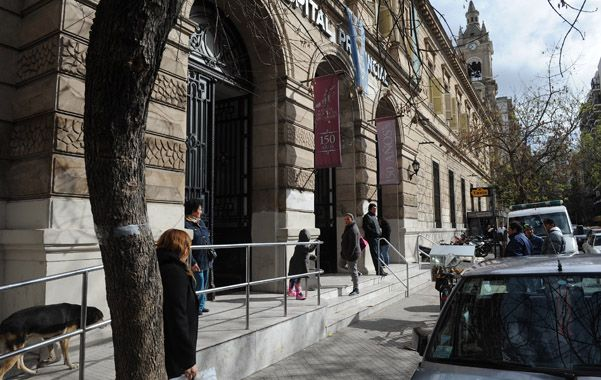 El changarín de 20 años permanecía internado en grave estado en el Hospital Provincial de Rosario.