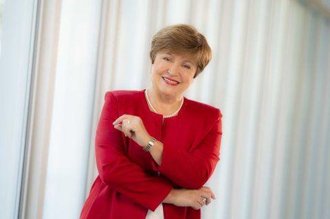 La directora gerenta del Fondo Monetario Internacional