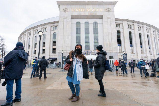 Las autoridades decidieron la apertura del Yankee Stadium