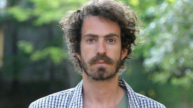 Alejandro Martin es egresado de Escuela de Cine de Rosario.
