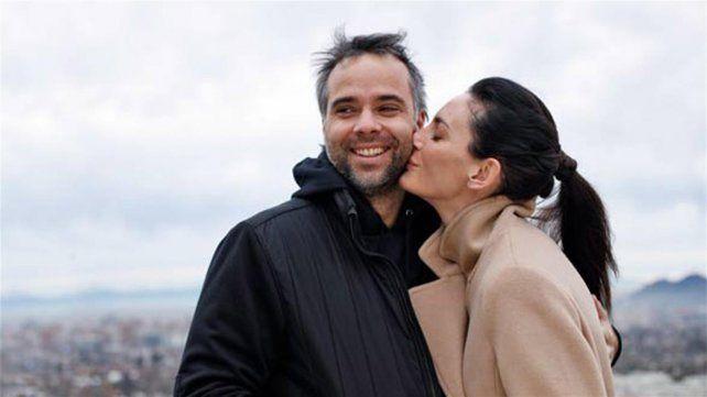 Luciana Aymar se enamoró del extenista chileno Fernando González y se fue a vivir a Santiago.