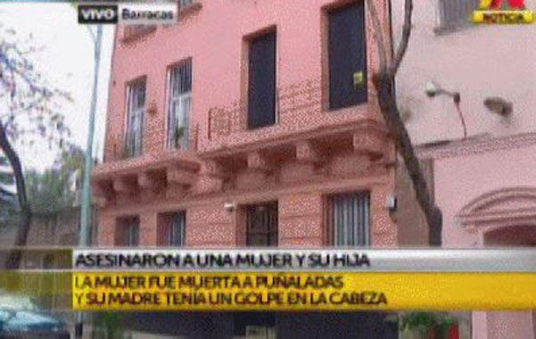 Crimen en Barracas. Las mujeres fueron atacadas en un departamento de Olavarría 2065