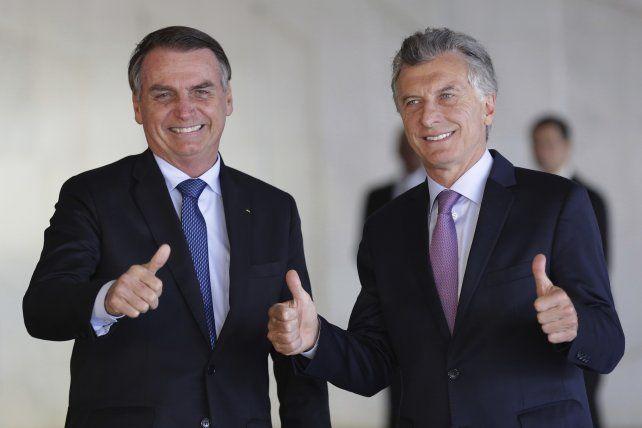 jair-bolsonaro-y-mauricio-macri-aprovecharon-la-oportunidad-mostrar-su-sintonia-ideologica-y-politic