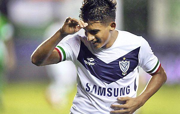 Festejo. El Turquito Asad marcó el primer tanto del equipo del Fortín.