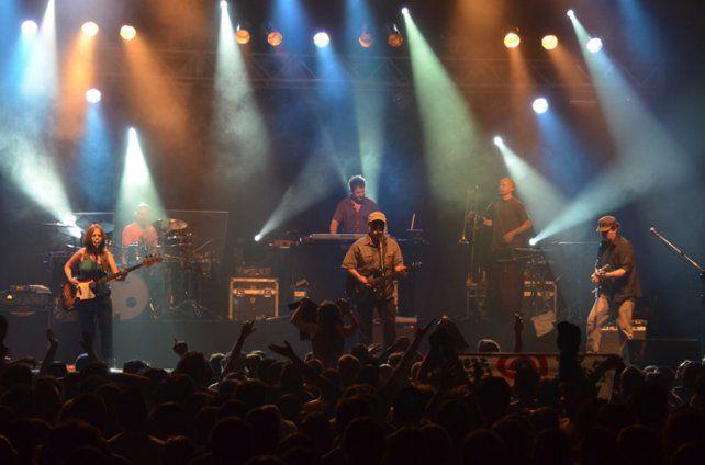 Las Pelotas toca en Rosario hoy y mañana el show 2 noches/2 listas.