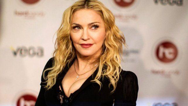 Se puso en marcha el biopic sobre Madonna