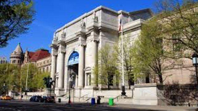 El museo es alquilado todos los años para la entrega del premio al Personaje del Año.