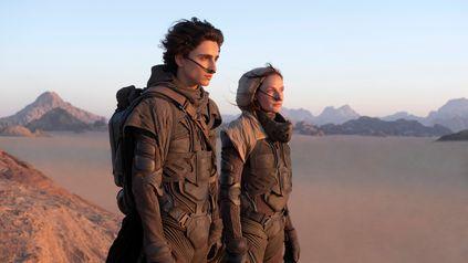 Duna debuta en cines con una recaudación de 40,1 millones de dólares