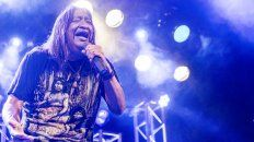 Rubén Patagonia. El músico chubutense tiene problemas de salud y los artistas harán un evento para juntar fondos con el fin de costear su operación.