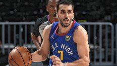 Denver con Campazzo visitará a Charlotte Hornets, mientras que Oklahoma City Thunder con el santiagueño Gabriel Deck, será visitante de Sacramento Kings.