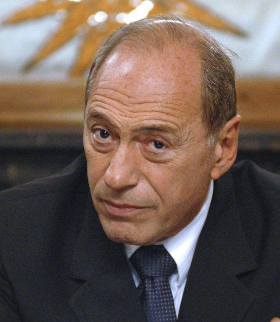 El jurista Eugenio Zaffaroni.