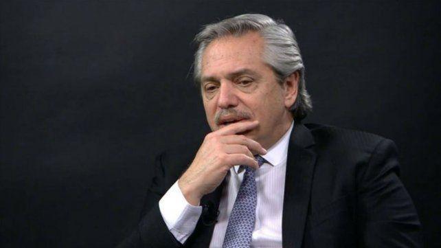 Fernández también quiere que se congelen las cuotas de los créditos hipotecarios