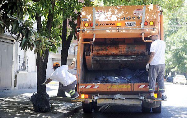 Los robos y ataques han cambiado la modalidad en los servicios de higiene urbana. (Foto: S.Salinas)