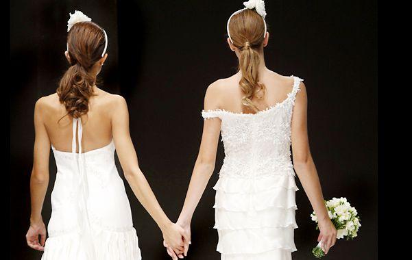 Uniones. El matrimonio entre homosexuales crece en EEUU.